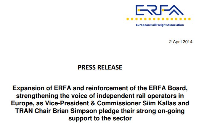 At its 13th General Assembly Meeting, the ERFA welcomed 3 new Members and furthermore welcomed 3 existing Members onto the Board of Directors