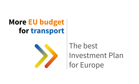 More EU budget for transport!