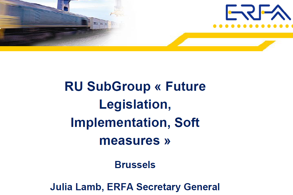 RU Dialogue ERFA presentation on TCRs