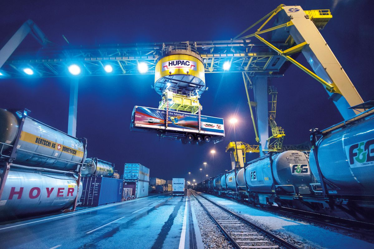 ERFA calls for ambitious revision of Rail Freight Corridor: allow international rail freight to compete with road!